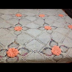Crocheting bedding sheets/Handmade